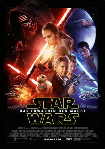 Star Wars Filmplakat