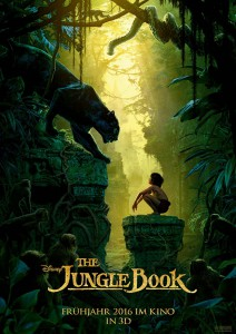Filmplakat_The Jungle Book